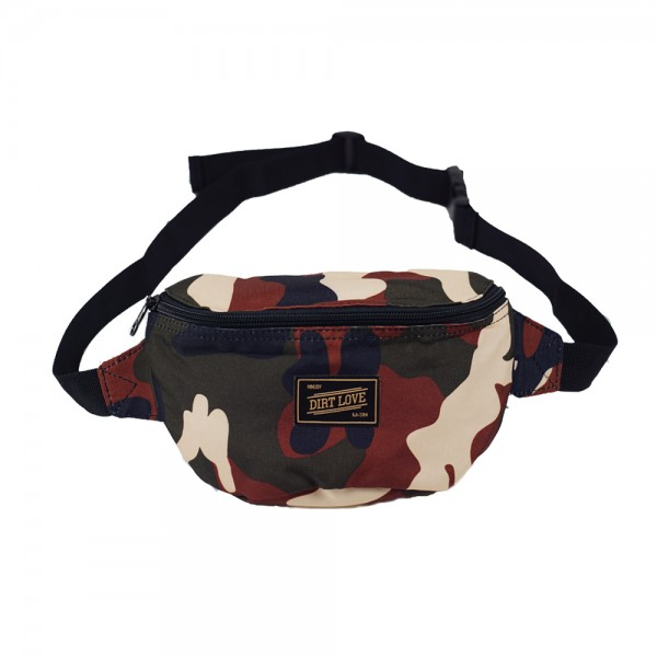 DIRT LOVE FANNY PACK - CAMO ( SOLD OUT)