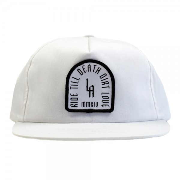 RTD UNSTRUCTURED CAP-WHITE