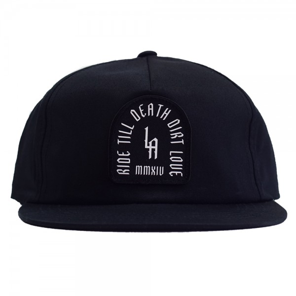 RTD UNSTRUCTURED CAP-BLACK (SOLD OUT)
